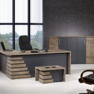 Atlas L Shaped Desk Office Suite Furniture
