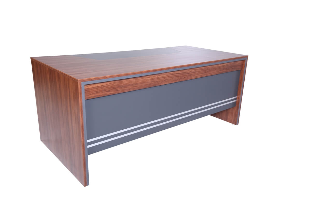 Milano Oak Arya Desk Office Suite Furniture