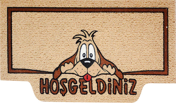GIZ HOMES ITALIAN DESIGN DOGGY OUTDOOR MAT 03