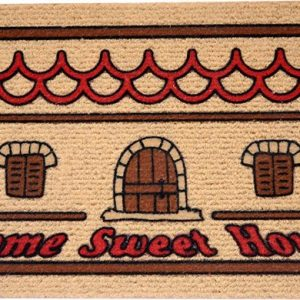 GIZ HOMES ITALIAN DESIGN HOMIE OUTDOOR MAT 01