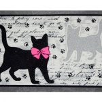 GIZ HOMES ITALIAN KITTY DESIGN OUTDOOR MAT 01