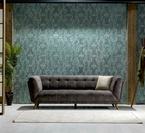 Zeence Bentley 3 Seater Sofa