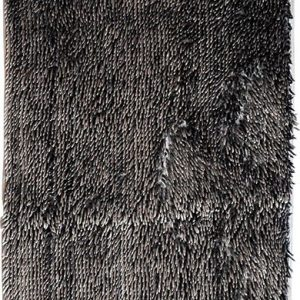 Giz Home Milano Area Rug Grey
