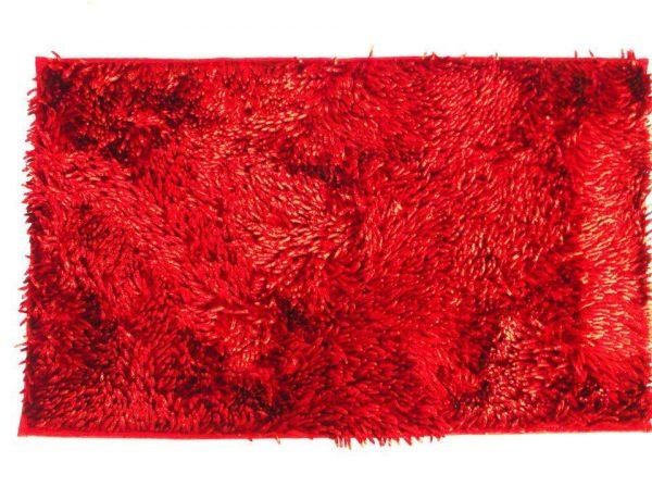 Giz Home Milano Area Rug Red