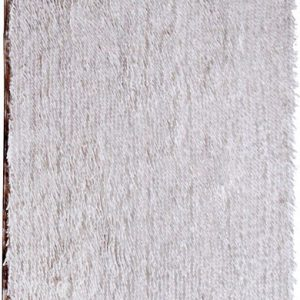 Giz Home Milano Area Rug White