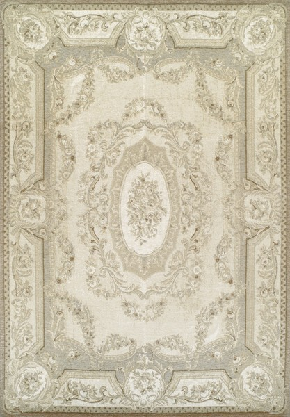 Giz Home Queen Jasmine 26E Rectangular Area Rug