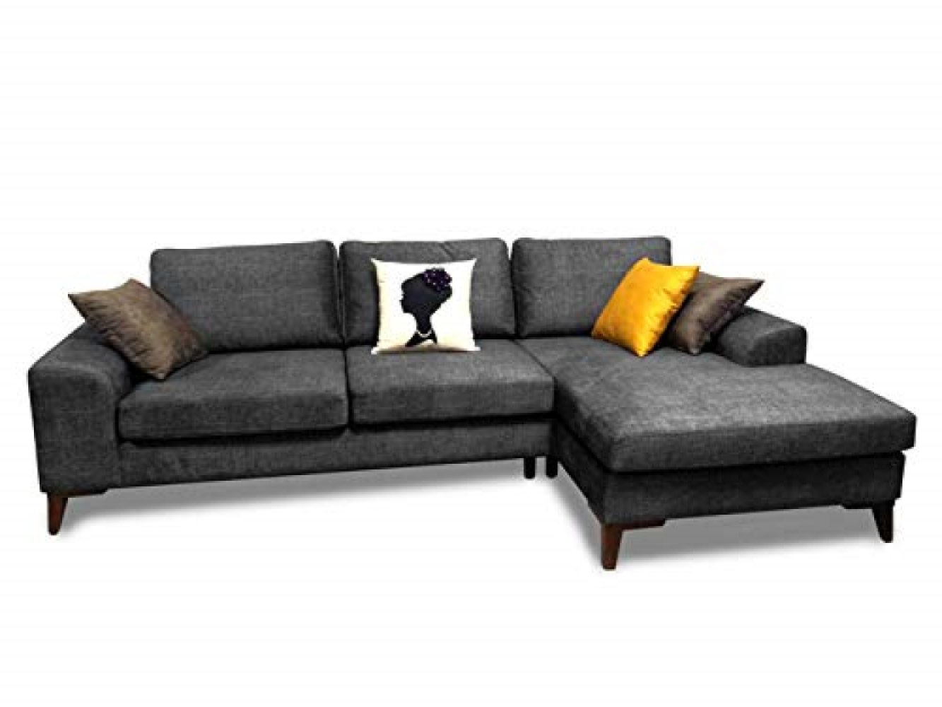 Halley L Shaped Sectional Sofa