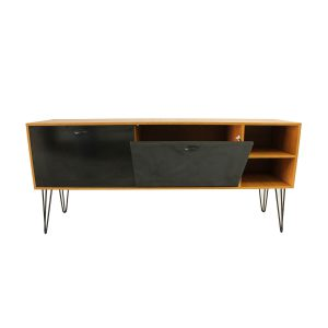 blanco tv unit, tv stand